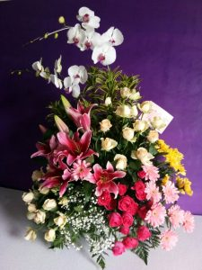 new bunga meja 2