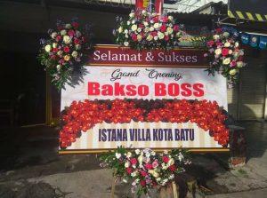Karangan Bunga Papan Selamat dan Sukses
