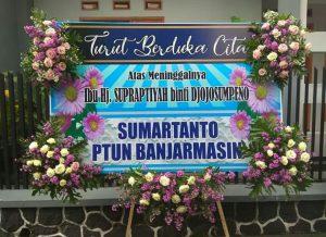 Ucapan Duka Cita di Kota Malang